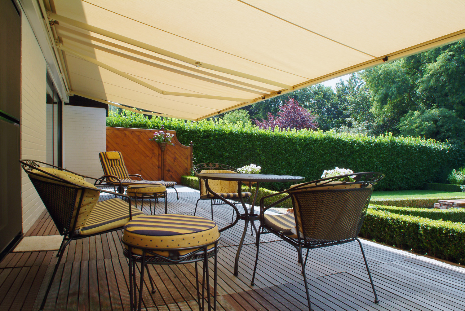 Learn More About Outdoor Living -