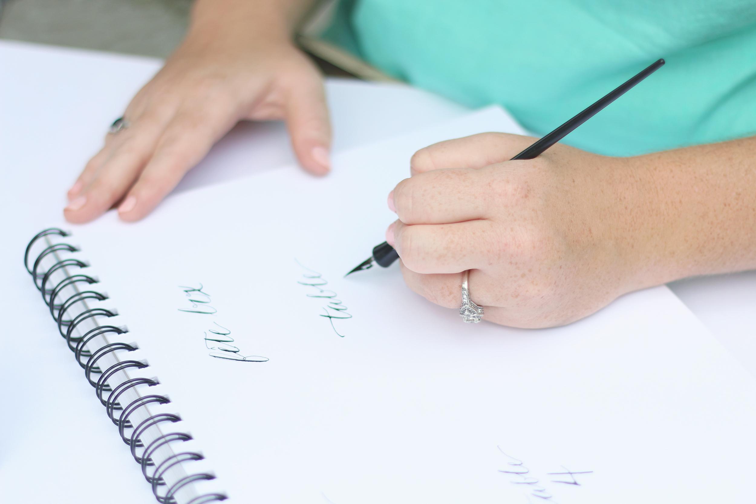 letteringcalligraphy