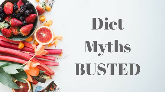 diet myths busted diet culture intuitive eating