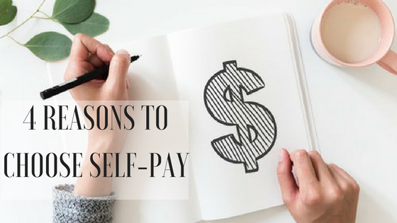 reasons to choose self pay private practice