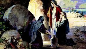 7038024-Mary-Magdalene-Mary-Salom-walking-up-to-the-bright-empty-tomb-of-Jesus-Christ-early-Sunday-morning-S-Stock-Photo.jpg