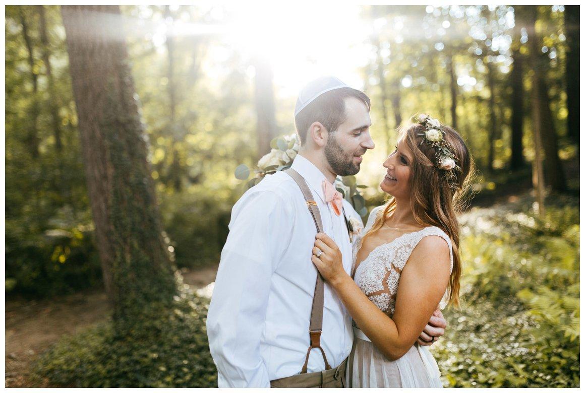 Bohemian Garden Wedding - AISLE SOCIETY