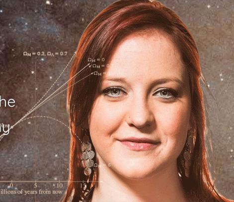 Dr. Renée Hložek - Astrophysicist