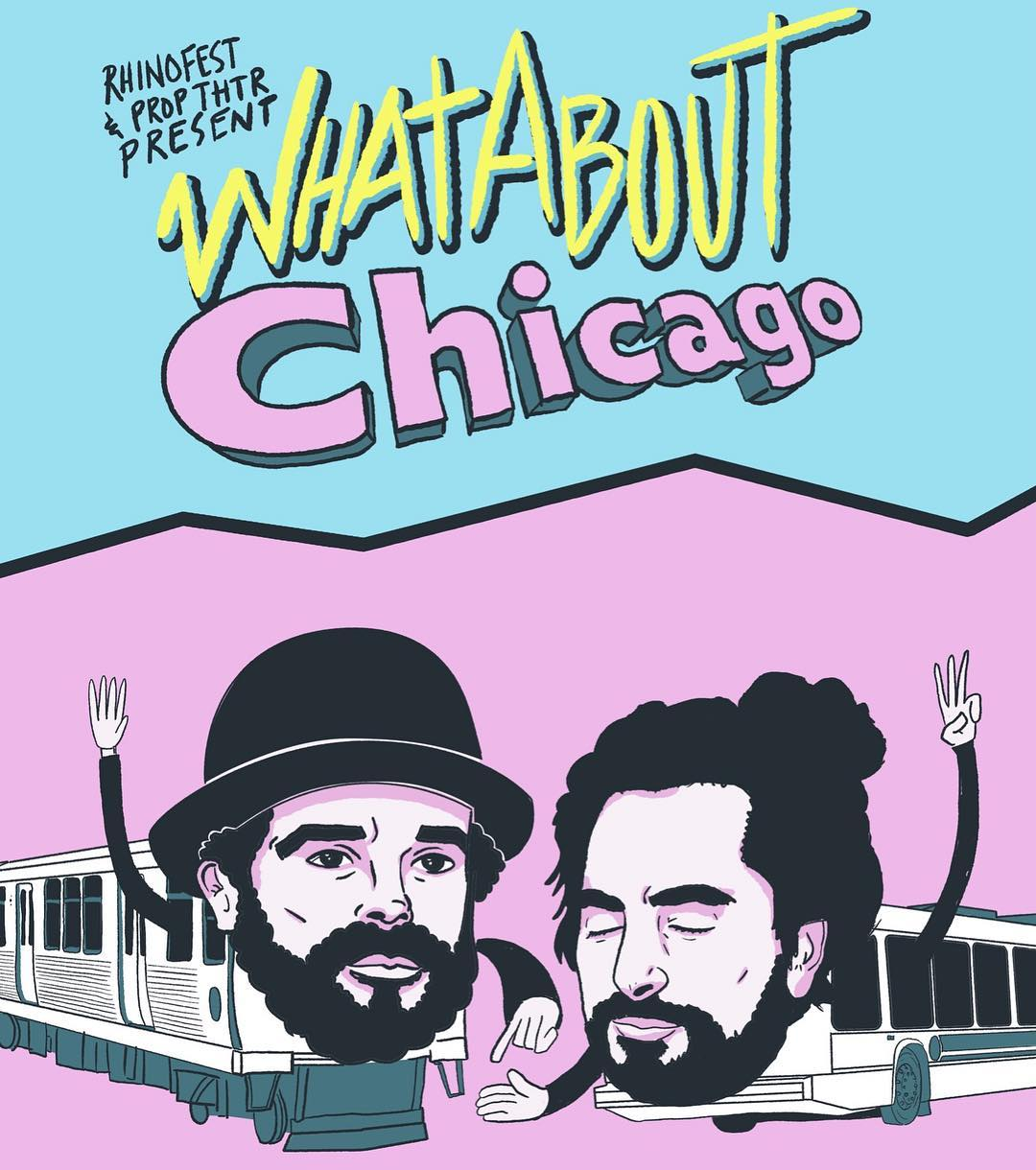 What About Chicago? - Chicago Art & Music Podcast