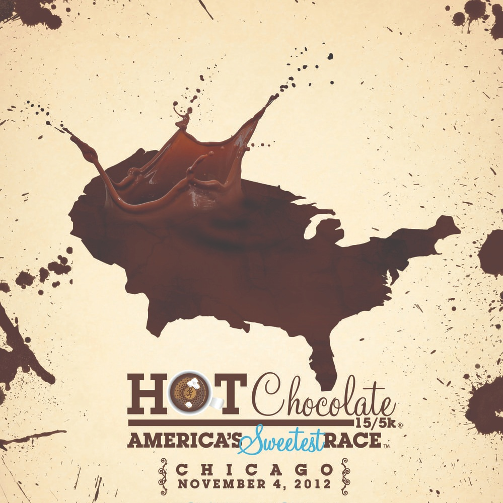Hot Chocolate 15/5k - RAM Racing