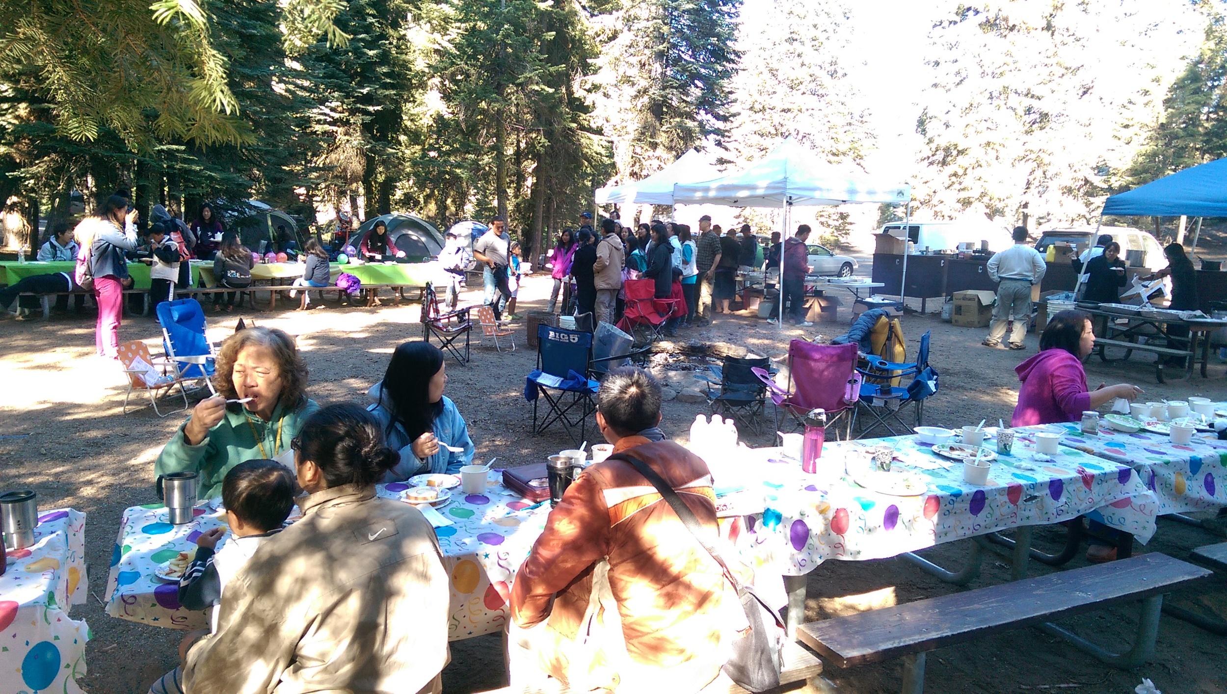 露營 Sequoia 2014