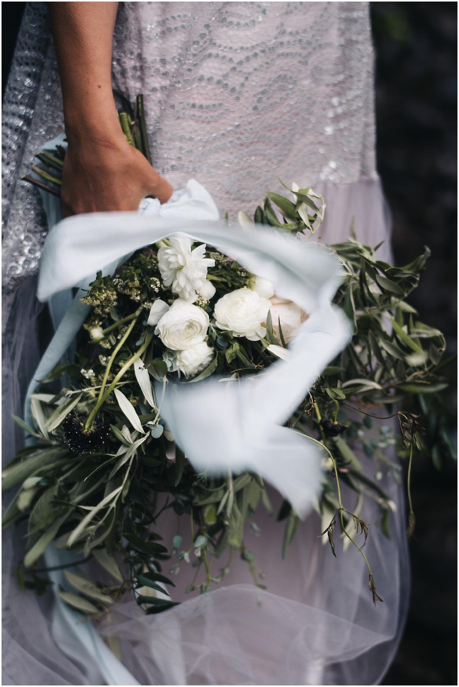 portland wedding florist bridal bouquet