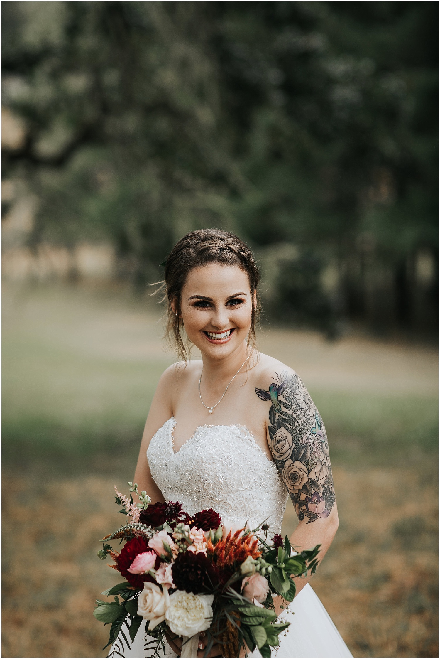 good seed floral design bridal bouquet