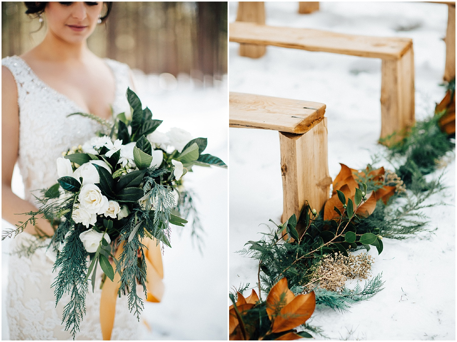 Good Seed Floral Design wedding bouquet