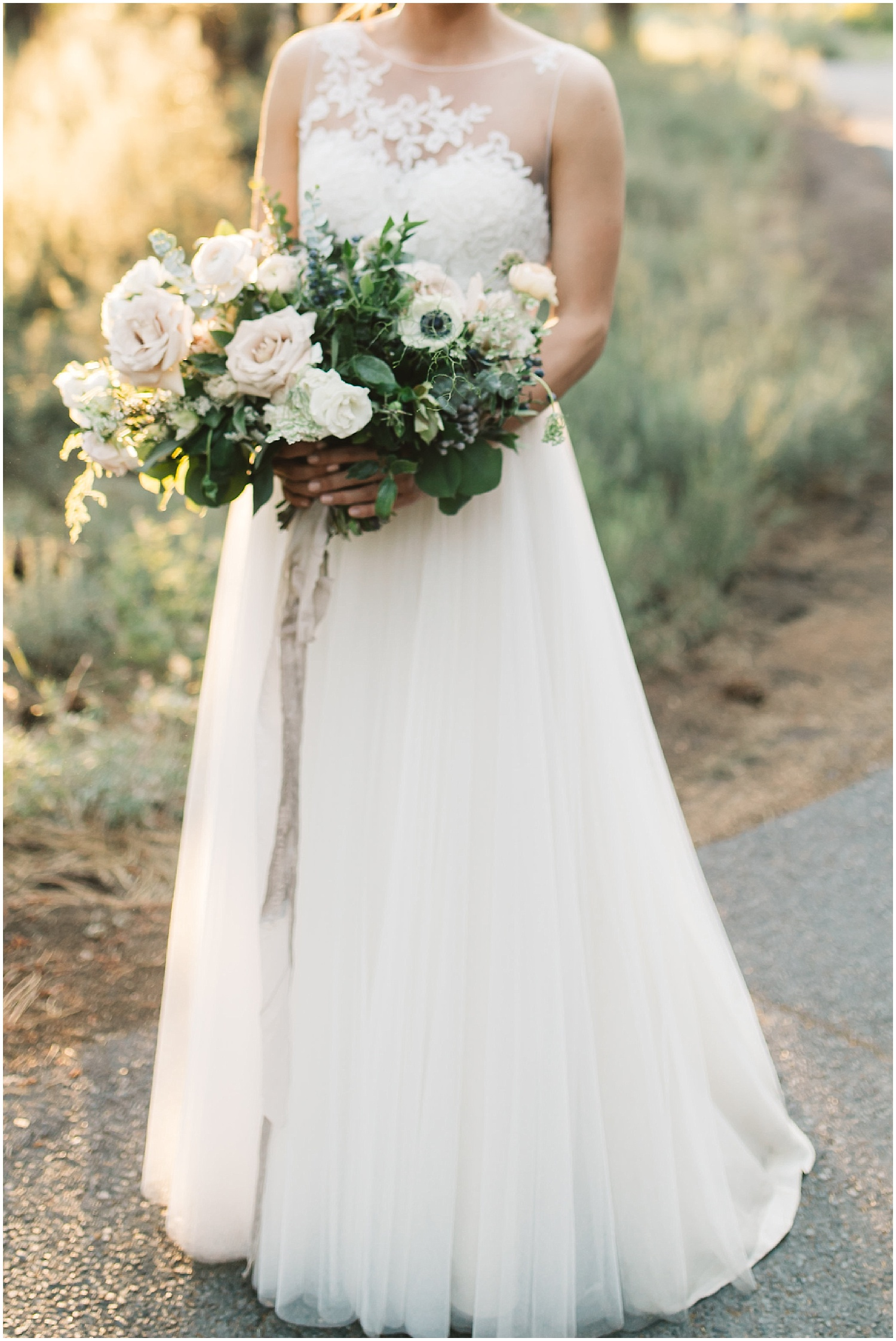 bridal bouquet in Bend Oregon