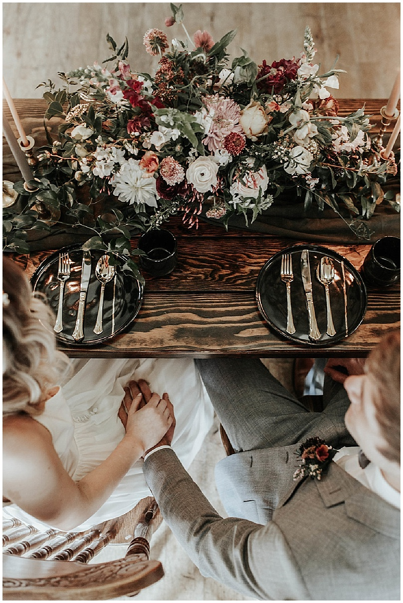 flower table arrangment