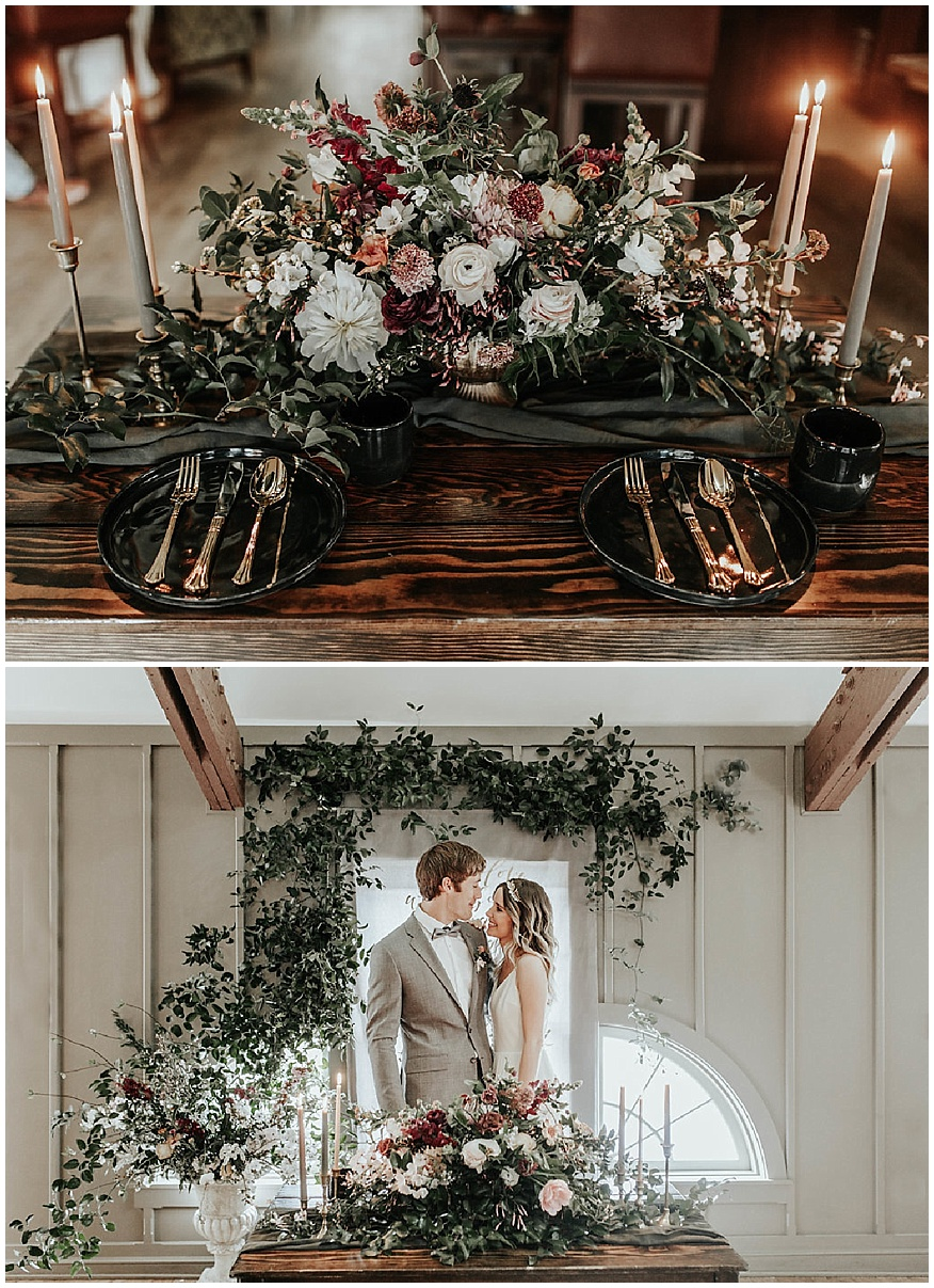 centerpiece floral arrangment