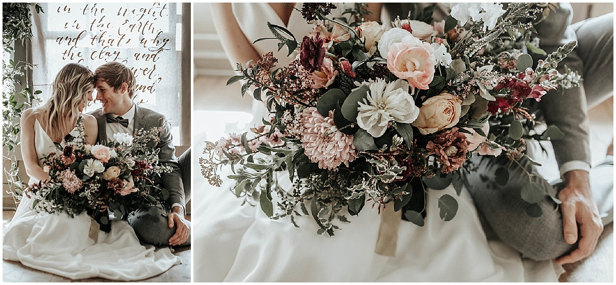 good seed floral bouquet