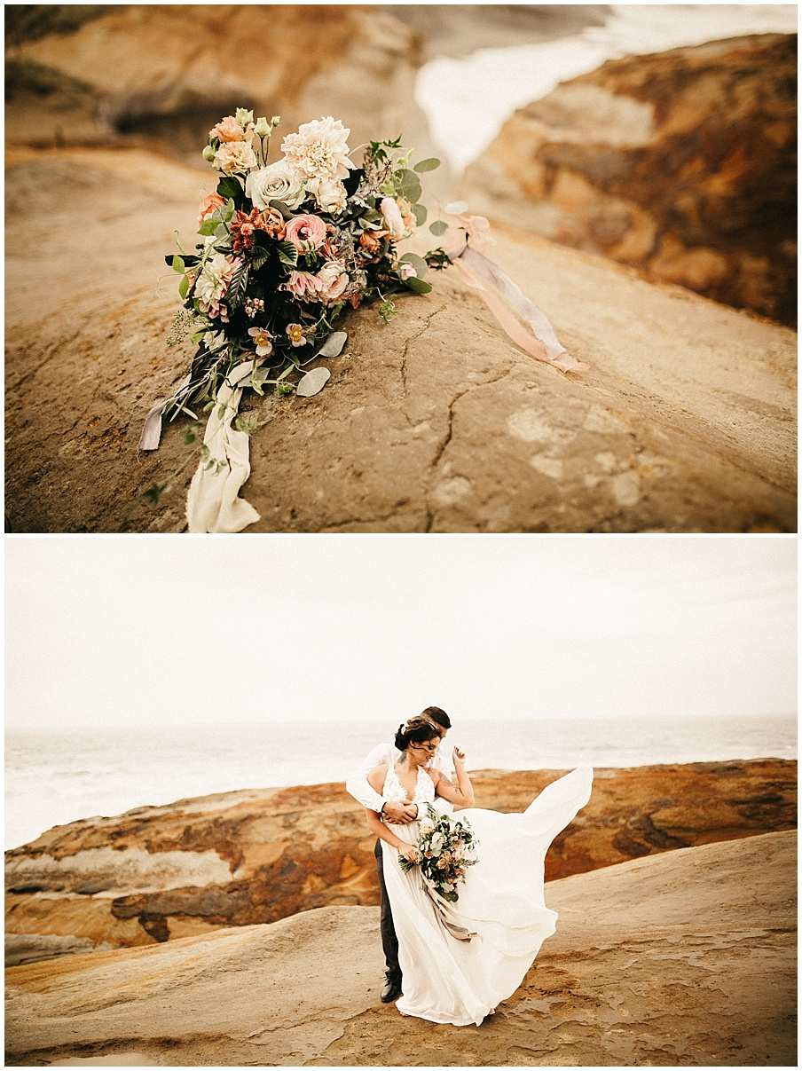 marriage on the beach