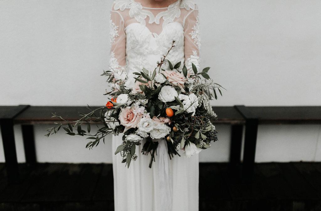 Portland floral bouquet
