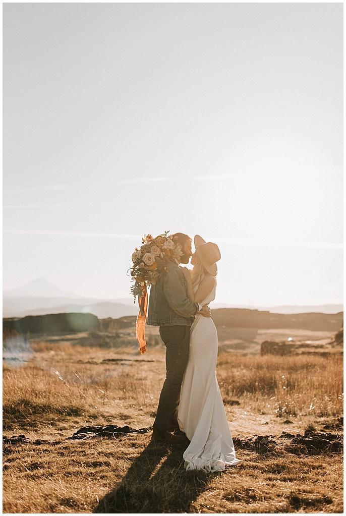 magical wedding bouquet
