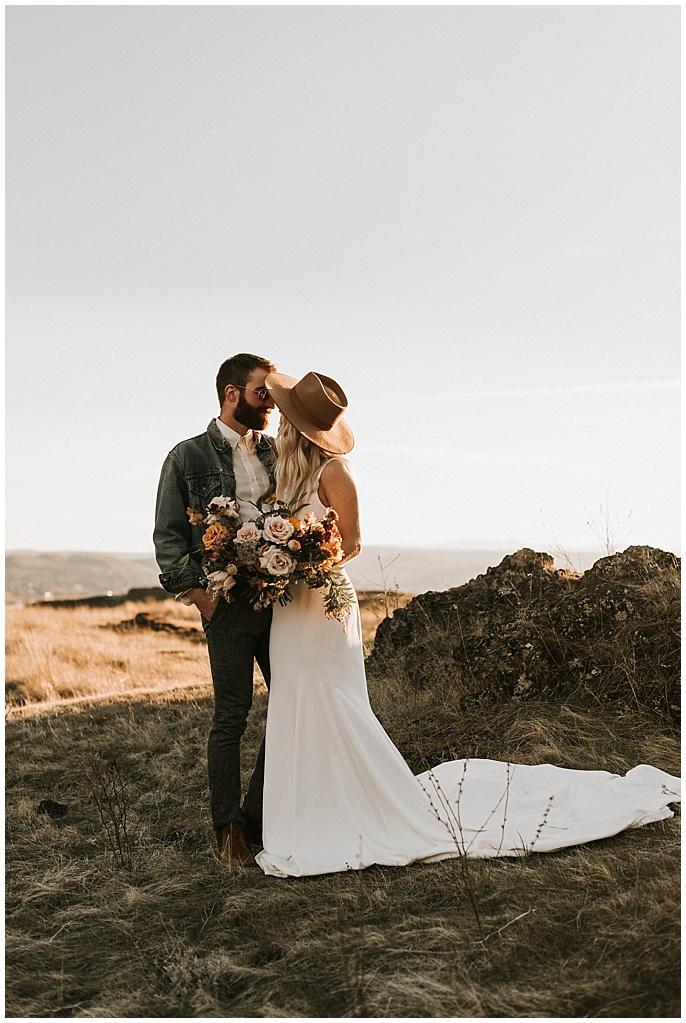 enchantic wedding bouquet