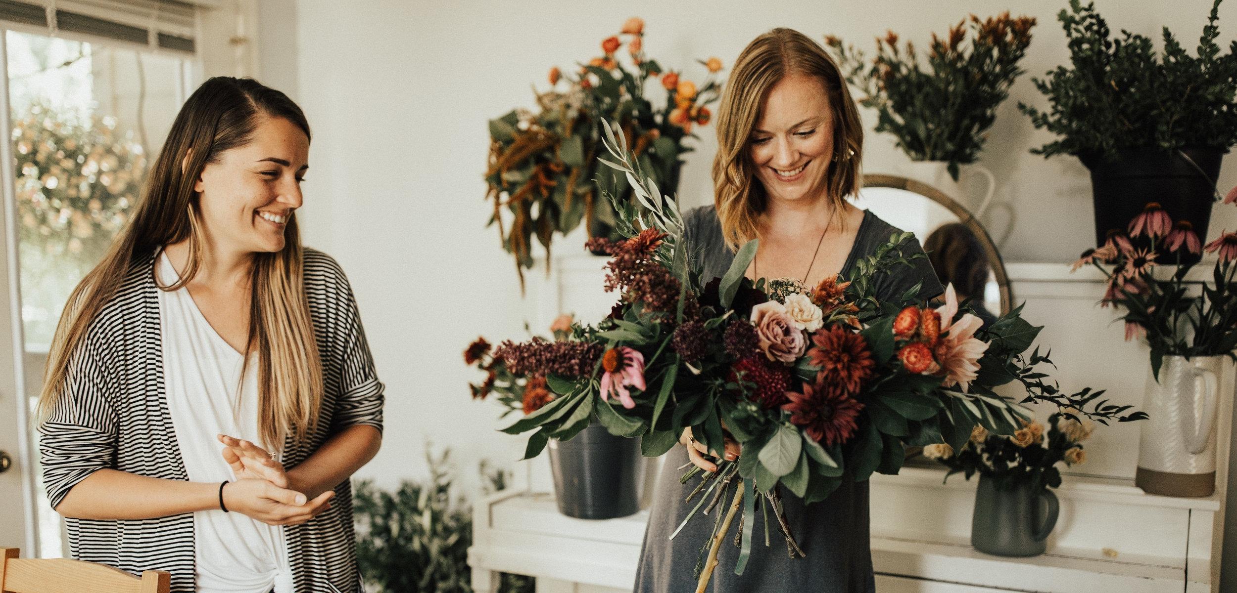 Portland florist   Austin florist   Good Seed Floral