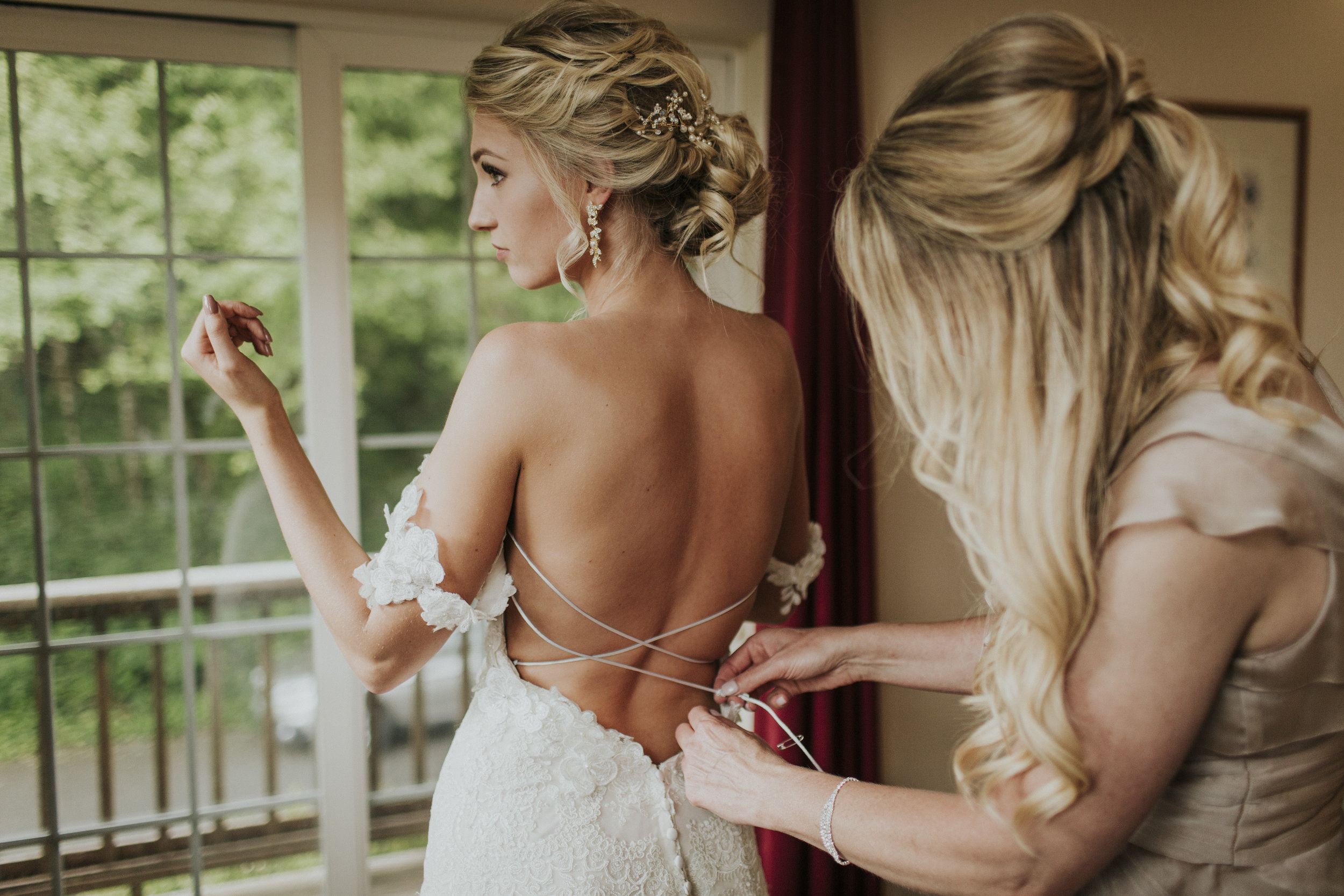 Good Seed bride designer wedding dress