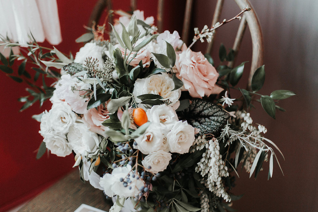 Good Seed Floral Design's favorite greenery for bouquets