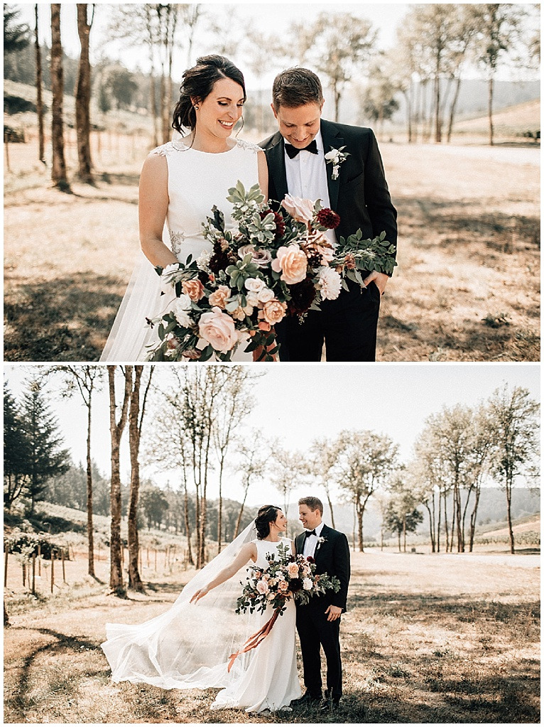 good seed floral winery wedding