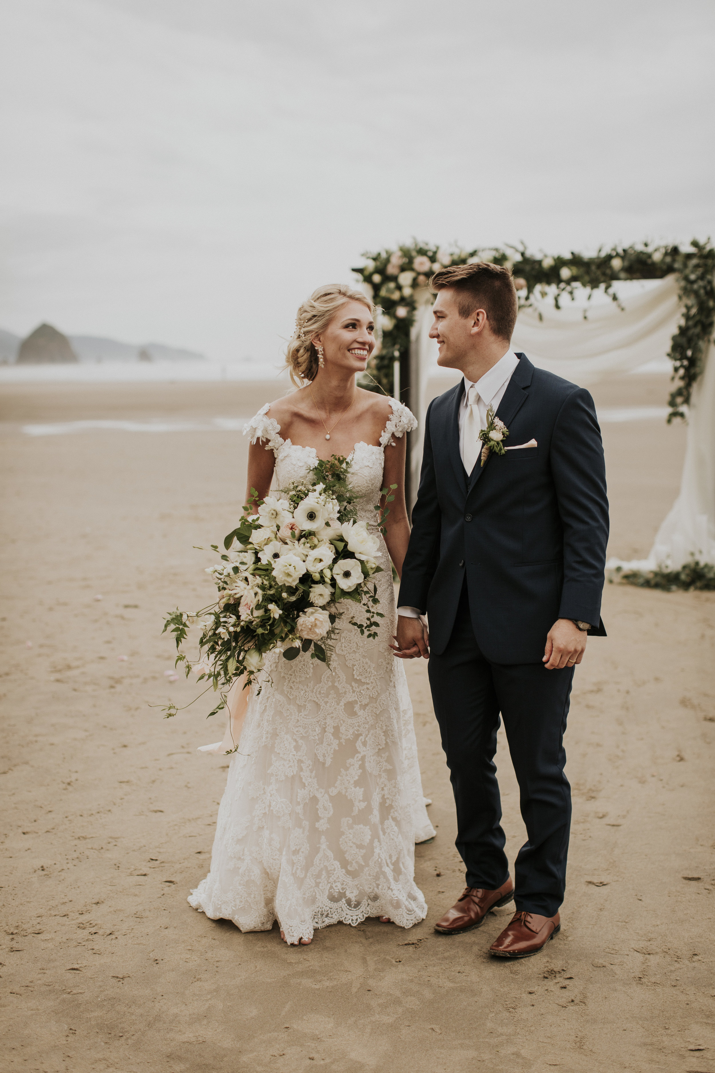 portland wedding florist