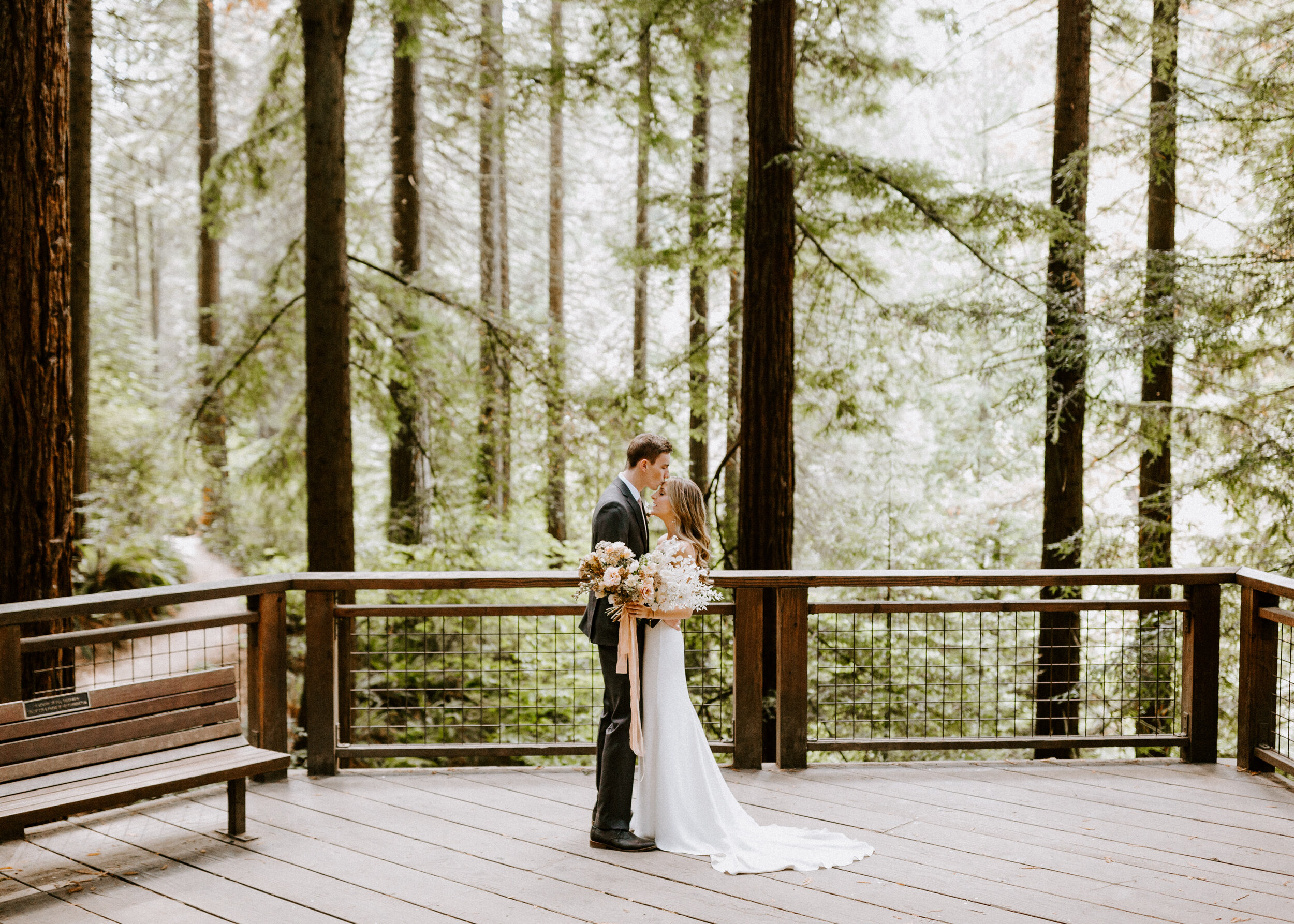 textural, whimsical, boho, unique portland wedding