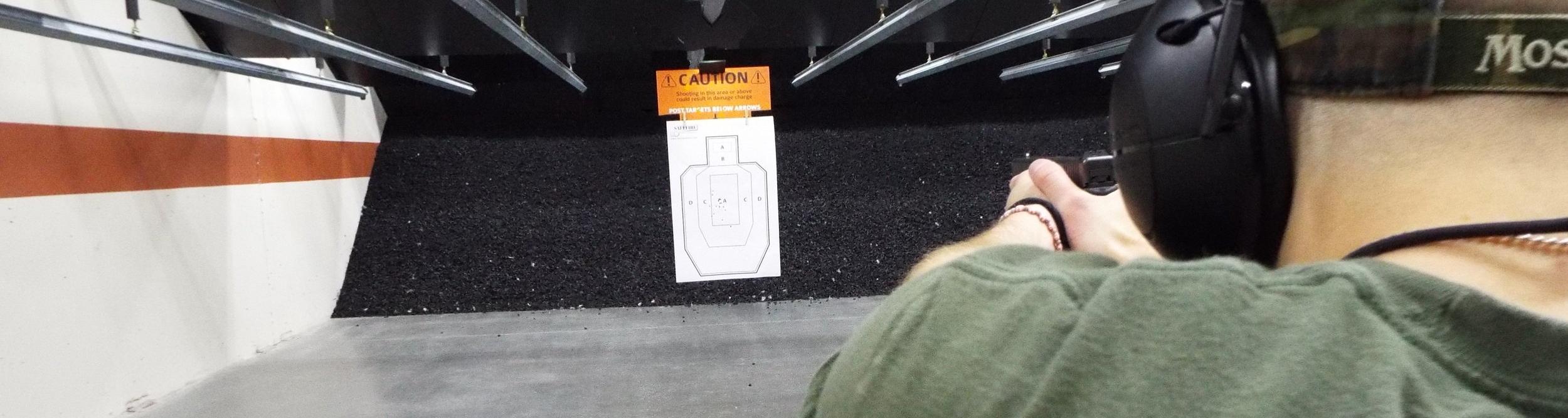 SafeFire Indoor Shooting Range