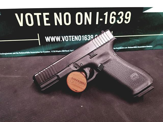 NEW IN STORE: GLOCK 45. We only recieved 2 of these so come snag one while you can! #shootatsafefire #camas #2a . . . . . . . . . . #safefire #washington #vancouver #pnw #pnwonderland #upperleft #shooting #gunsofinstagram #merica #pewpew #gunlife #molonlabe #nra #portland #oregon #glock #usa #photooftheday #new #glock45 #g45 #9mm