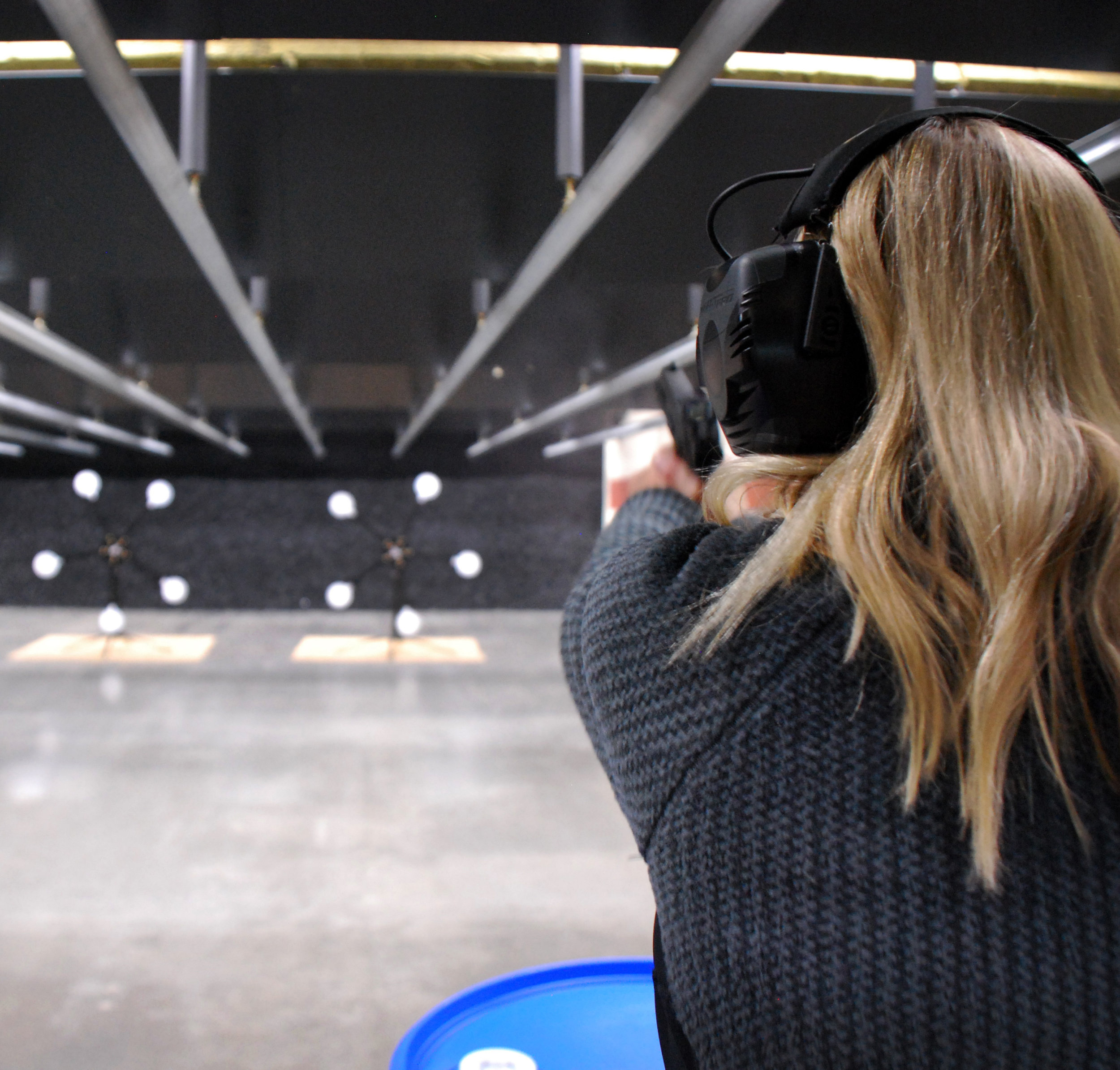 SafeFire Indoor Shooting Range