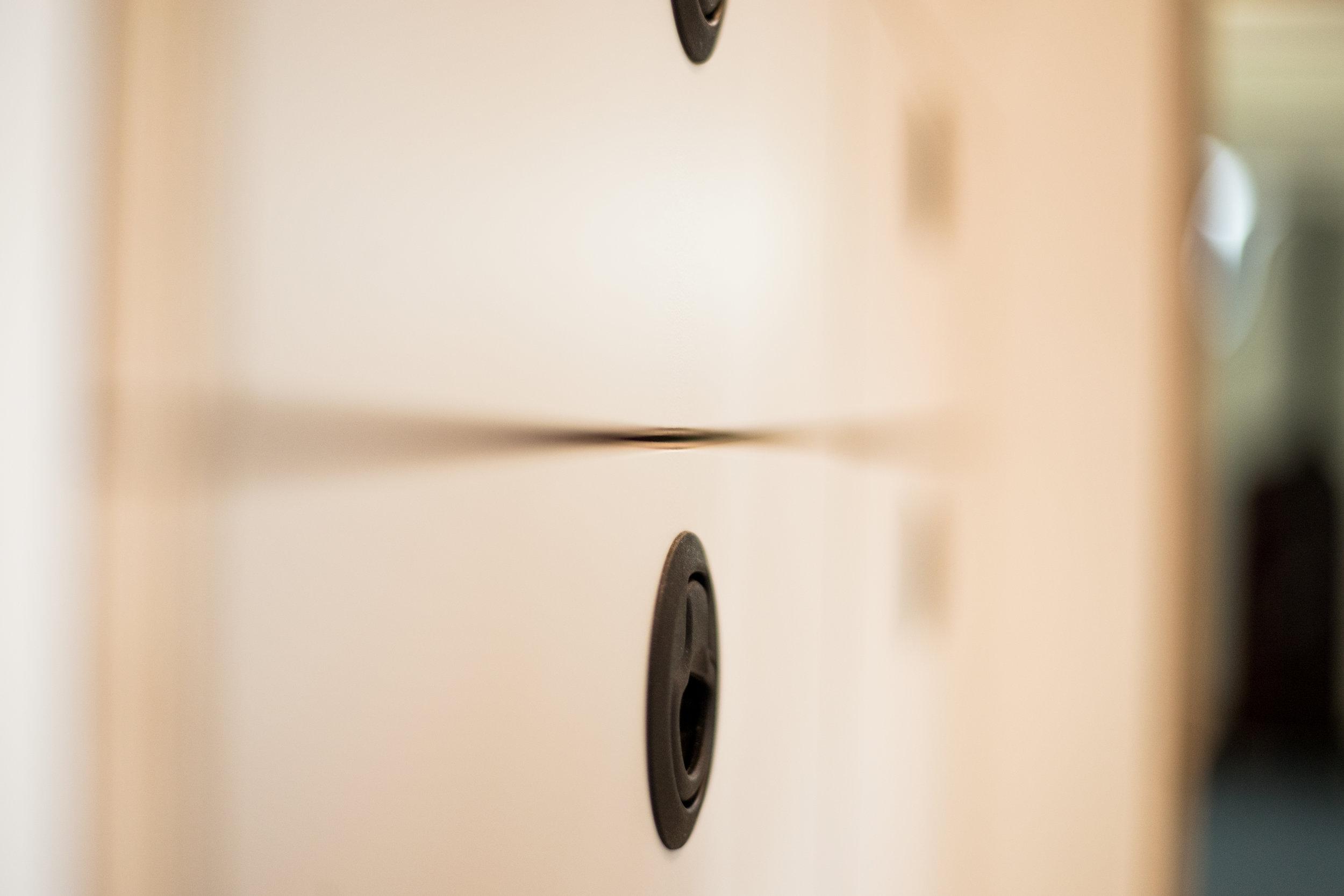 4x4 Sprinter Galley Cabinet