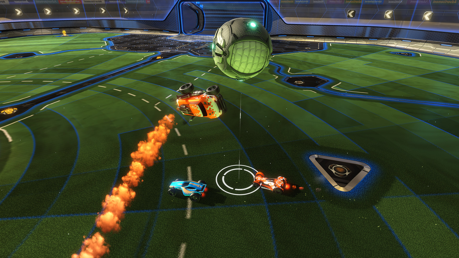 Screenshot from Psyonix
