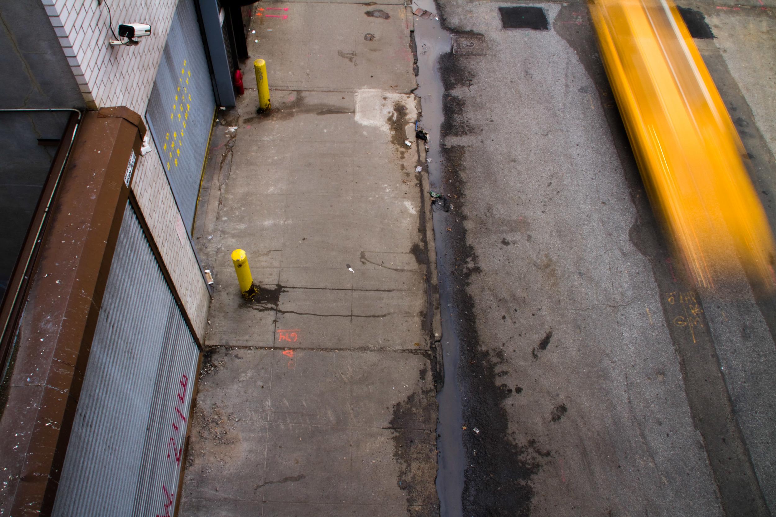 Yellow cab, Chelsea