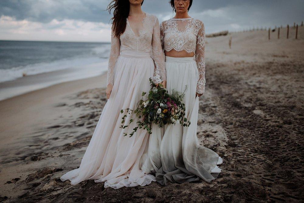 sweet caroline styles / assateague island wedding / beach wedding / beach wedding photographers