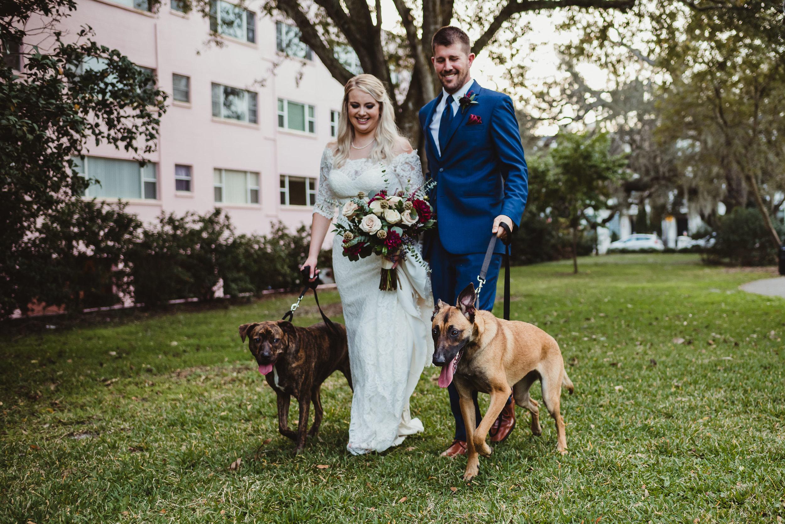 Photo by  Angela Gawlowski Photography  at  Casa Feliz  in Orlando, FL
