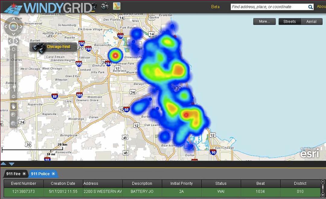 WindyGrid Screenshot