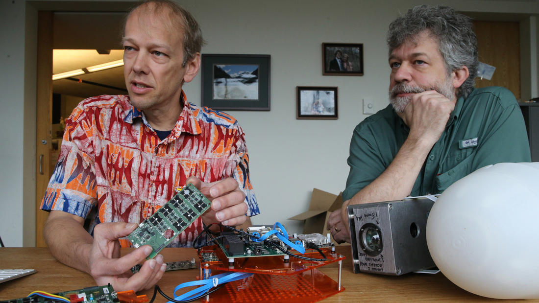 Argonne Laboratory's Array of Things project