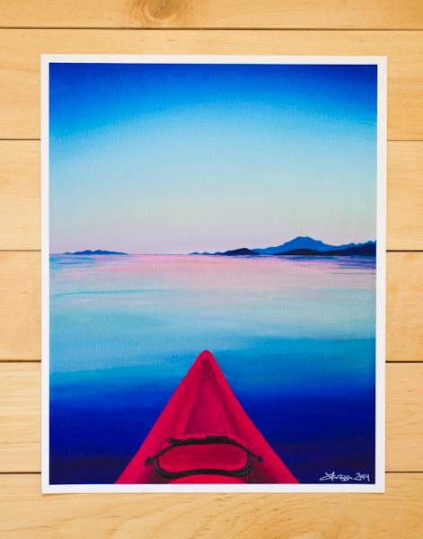 Kayak Series #1: Comox