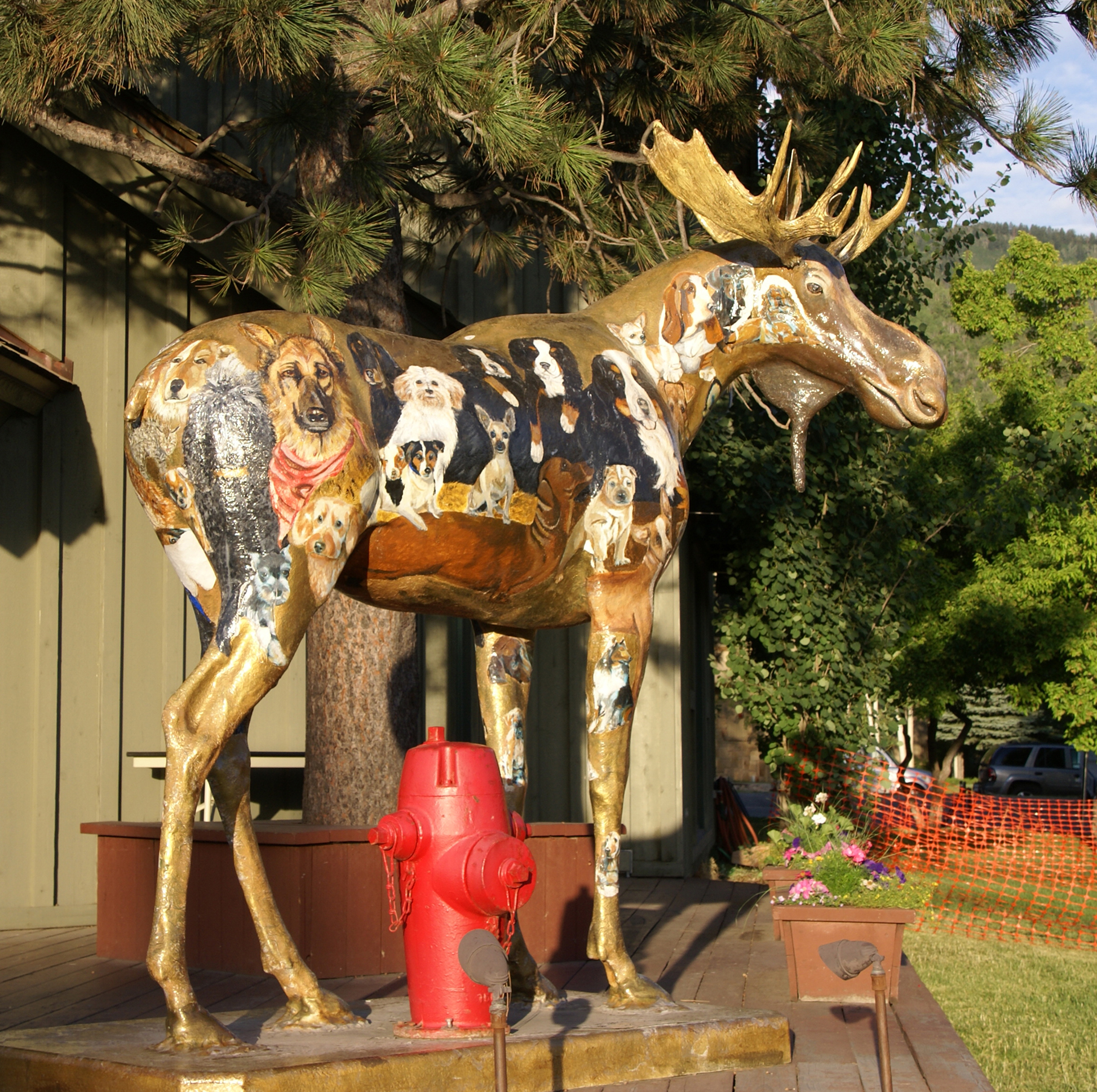 How a Painted Mooose can Help Your Marketing