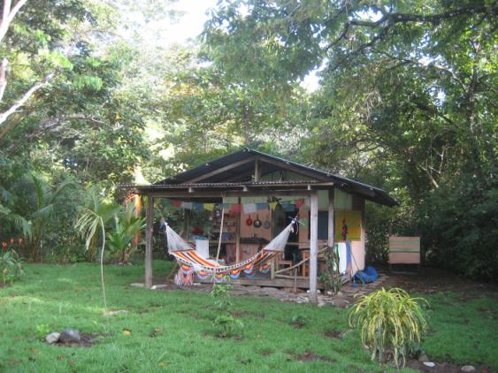 surf shack beach house