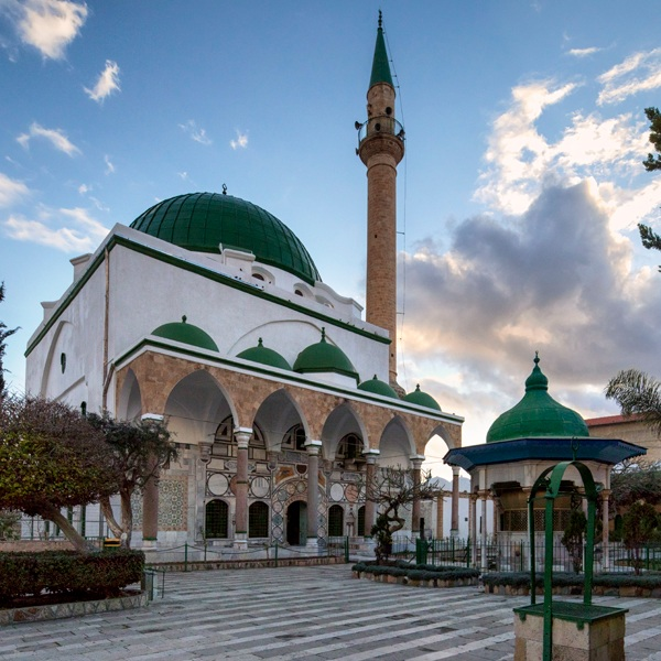 Mosques of Palestine -