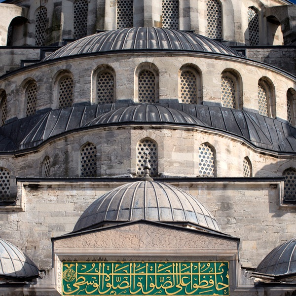 Mosques of Istanbul -