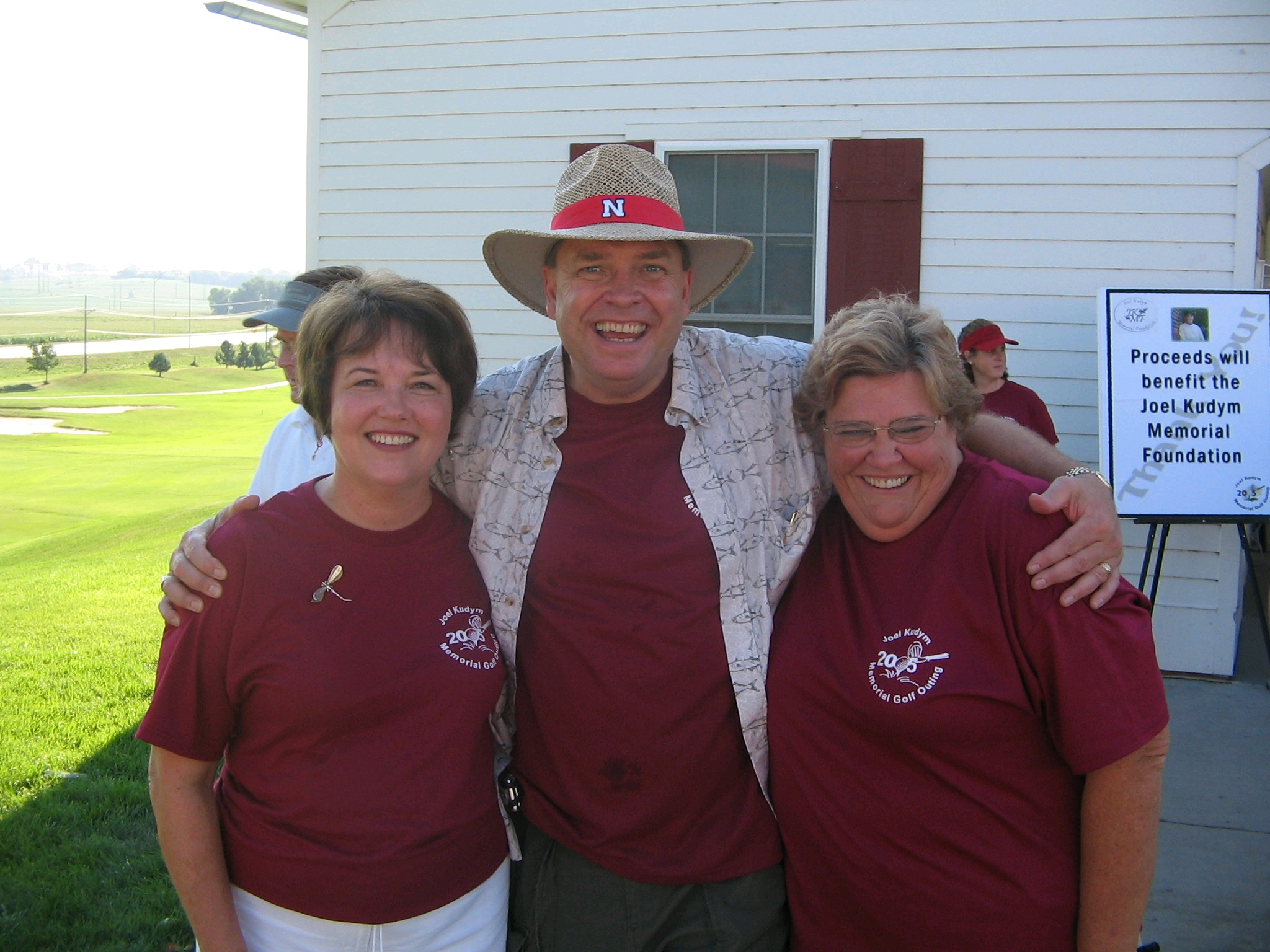 Judy, Randy, and Shirley