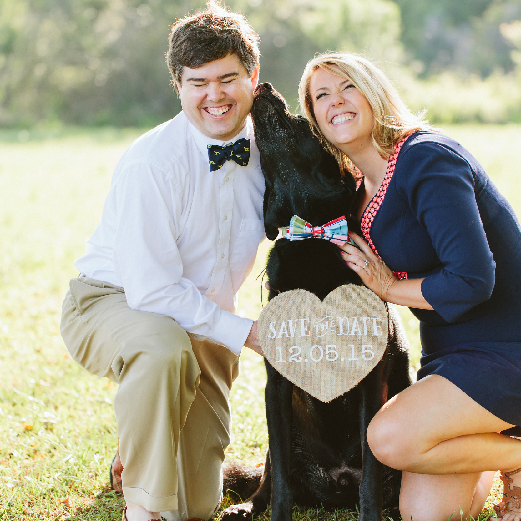 Riley Barr   Ring Bearer   Wilmington   Brittany adopted Riley about 3 months after we started dating. Ryan was a bit hesitant at first but quickly grew to love this goofy, silly, ball chasing puppy! Riley brings so much joy to us each and every day, and we couldn't imagine our lives without him!