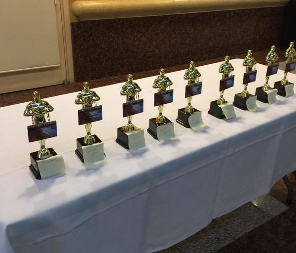 Freshy Awards at the CA Food Policy Advocates CalFresh Forum 2015