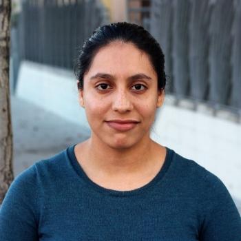 San Diego Hunger Coalition CalFresh Outreach Coordinator Marcia Garcia