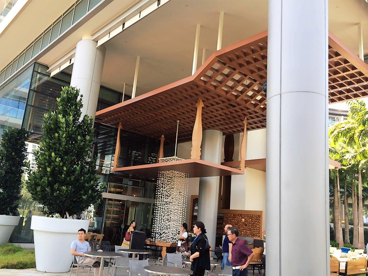 W Hotel, Singapore - Poolside.jpg