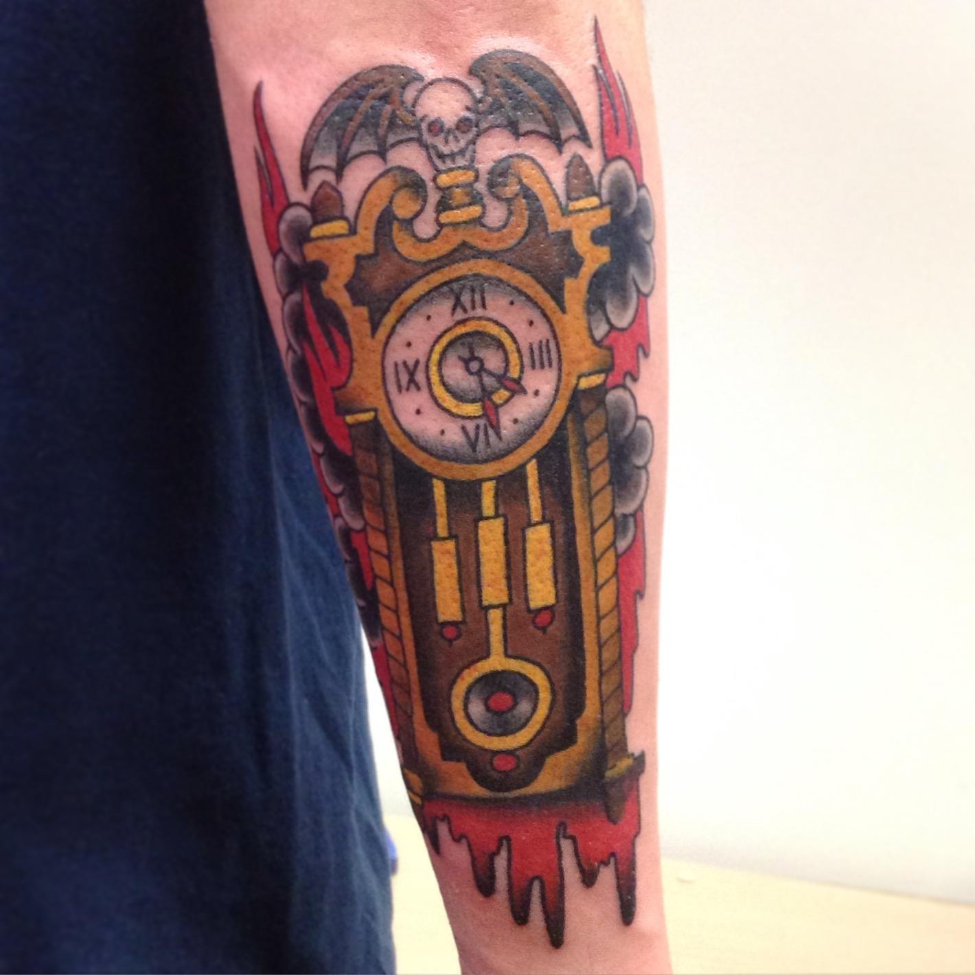 Tattoo by James Delzel