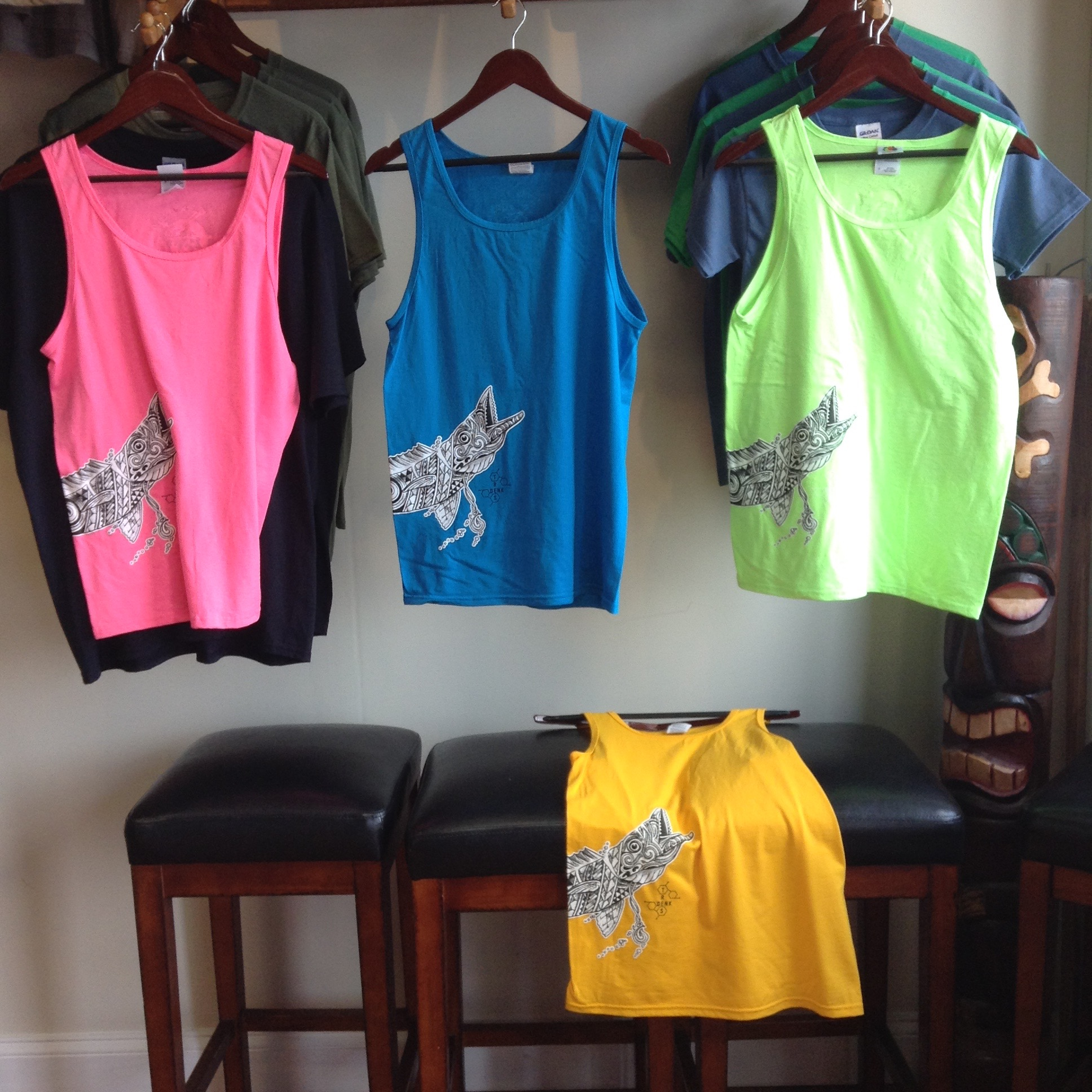 Click the image above to order your tank top today!