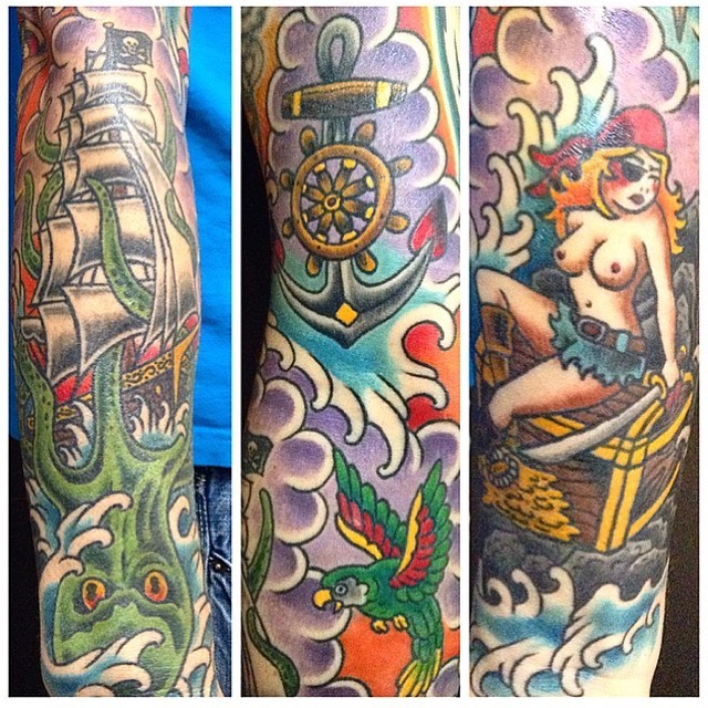Sleeve by James Delzel